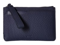 Ecco Jilin Zipped Wallet Northern Blue Wallet Handbags Navy