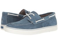 Sperry Gold Sport Casual 2 Eye W Asv Blue Men's Lace Up Casual Shoes
