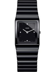 Rado R21702702 Ceramica Black High Tech Ceramic Watch