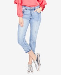 Rachel Roy Cropped Jeans Created For Macy's Valance Wash