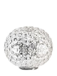Kartell Planet Table Lamp Crystal