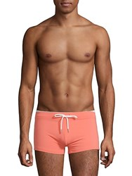 2Xist Essentials Swim Trunks Coral