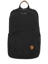 Fjall Raven 20L Techno Canvas Backpack