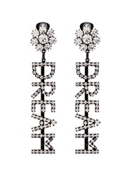 Ashley Williams Dream Crystal Embellished Earrings 60