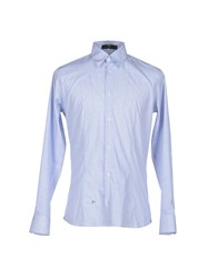 I.D.I.B. Shirts Shirts Men Sky Blue