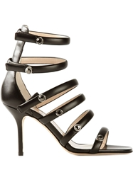 Christopher Kane Multi Strap Sandals