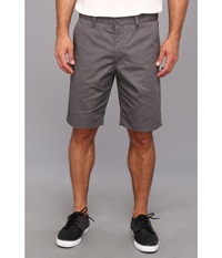 Rvca The Week End Short Pavement Men's Shorts Gray