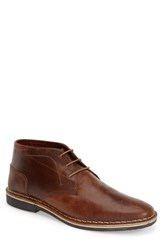 Steve Madden Men's 'Harken' Leather Chukka Boot