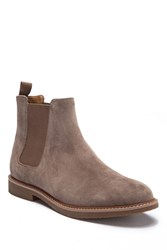 Steve Madden Inland Chelsea Boot Taupe Sued