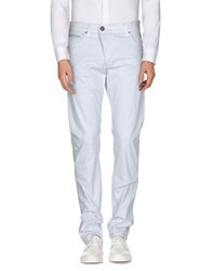 Dirk Bikkembergs Sport Couture Trousers Casual Trousers Men Light Grey