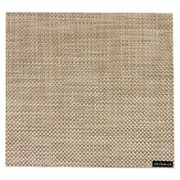 Chilewich Basketweave Square Placemat Latte