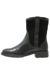 Aigle Chanteside Boots Black