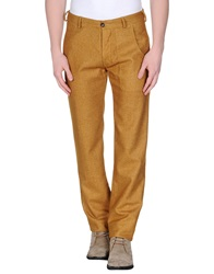 Perfection Casual Pants Ocher