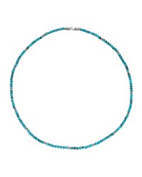 Mini Turquoise Bead Necklace John Hardy Red