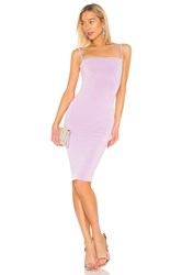 Nookie X Revolve Charlize Midi Dress Lavender