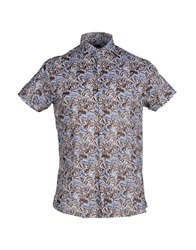 Primo Emporio Shirts Brown