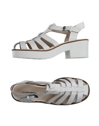 Windsor Smith Sandals White