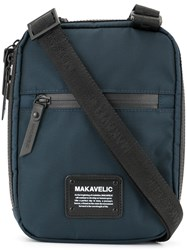 Makavelic Mini Cross Body Bag Blue