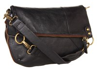Bed Stu Tahiti Black Cross Body Handbags
