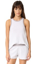 Yummie Tummie Thermal Tank White Opal Grey
