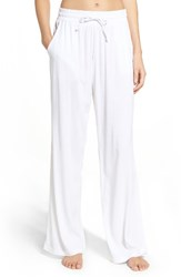 Green Dragon Women's Manhattan Cover Up Pants White