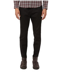 Theory Zaine Wd.Haddon Pants Black Men's Casual Pants