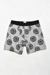 Urban Outfitters All Seeing Eye Boxer Brief Grey