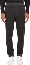 Atm Anthony Thomas Melillo Fleece Sweatpants Charcoal