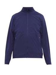 Reigning Champ Technical Stretch Shell Jacket Blue