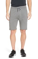 Tasc Performance Legacy Lounge Shorts Heather Grey