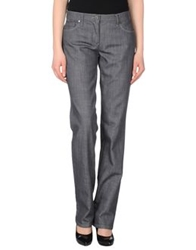 Roccobarocco Denim Pants Grey