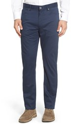 Men's Peter Millar 'Perfect' Straight Leg Pants Navy