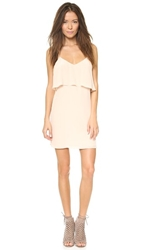 Rory Beca Fina Deep V Back Dress Frosty