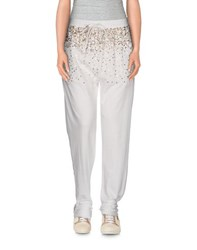 Siste's Siste' S Trousers Casual Trousers Women White