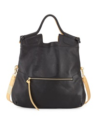 Foley Corinna Mid City Tote Bag Baja Black