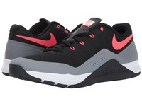 Nike Metcon Repper D Black Solar Red Cool Grey White Women's Cross Training Shoes