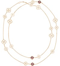 Chopard Imperiale Sautoir 18Ct Rose Gold And Amethyst Necklace