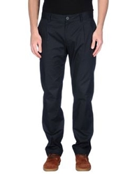 Cnc Costume National C'n'c' Costume National Casual Pants Dark Blue