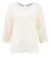 Soaked In Luxury Lulla Blouse Broken White Off White