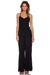 Greylin Willa Jumpsuit Black