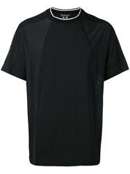 Versace Relaxed Fit T Shirt Black
