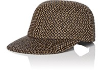 Eric Javits Home Run Baseball Cap Dk.Brown