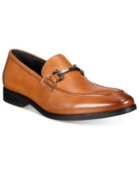 Alfani Men's Chandler Moc Toe Loafers Only At Macy's Men's Shoes Tan