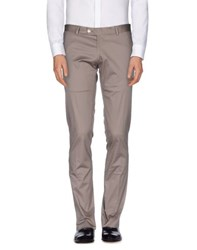 Futuro Trousers Casual Trousers Men Dove Grey