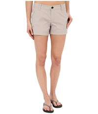 Arc'teryx Camden Chino Shorts Bone Women's Shorts