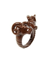Marmen Rings Brown