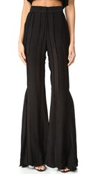 Alice Mccall Night Fever Flares Black