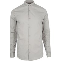 Vito River Island Mens Grey Shirt