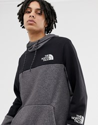 The North Face Light Hoodie In Grey