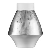 Haviland Infini Vase With Platinum Body